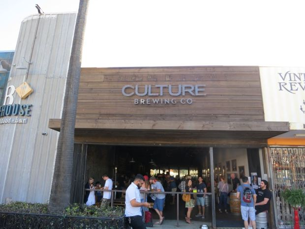 Culture Brewing Front