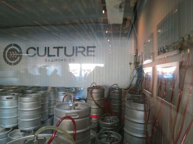 Culture Brewing Kegs