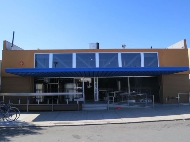 Front of Mike Hess Brewing North Park