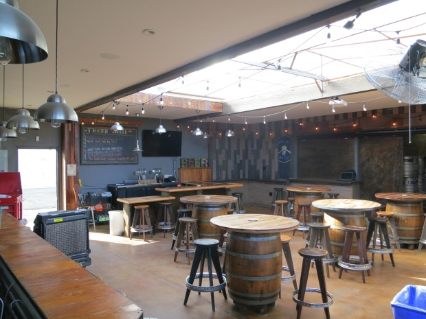 Thorn St Brewery Upstairs Room