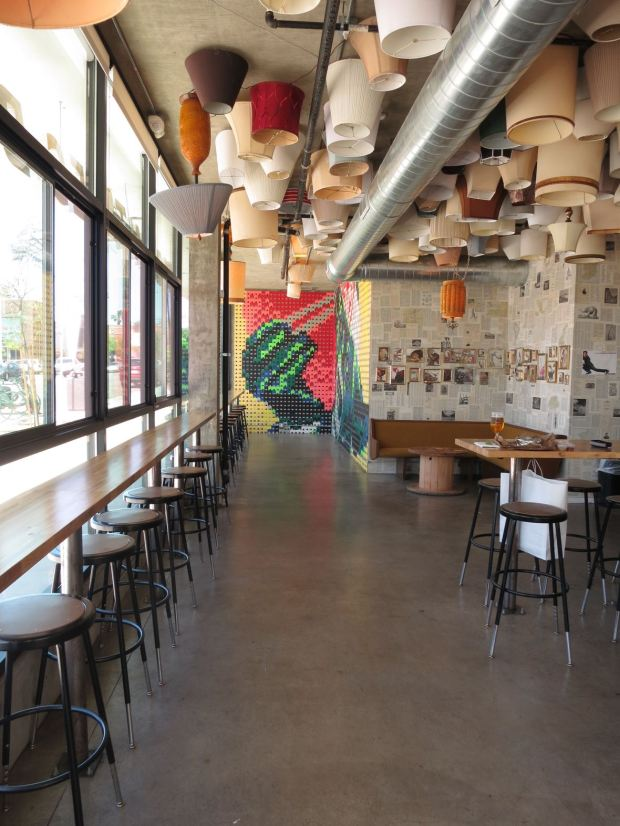 Modern Times Flavordome Window Seating