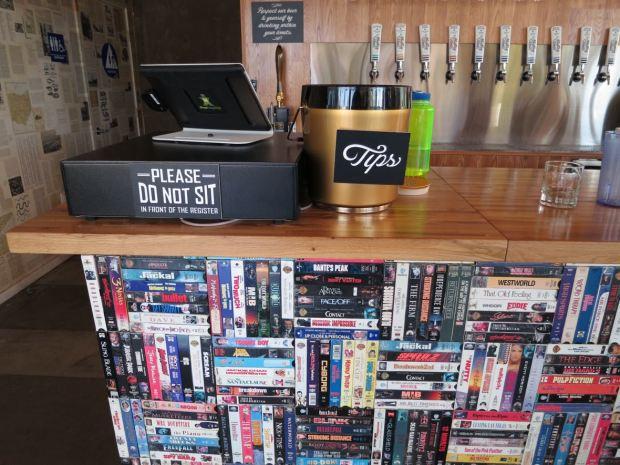 Modern Times Flavordome VCR Bar