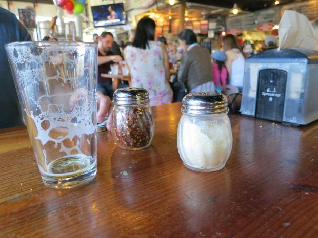 Pizza Port Ocean Beach Beer Glass