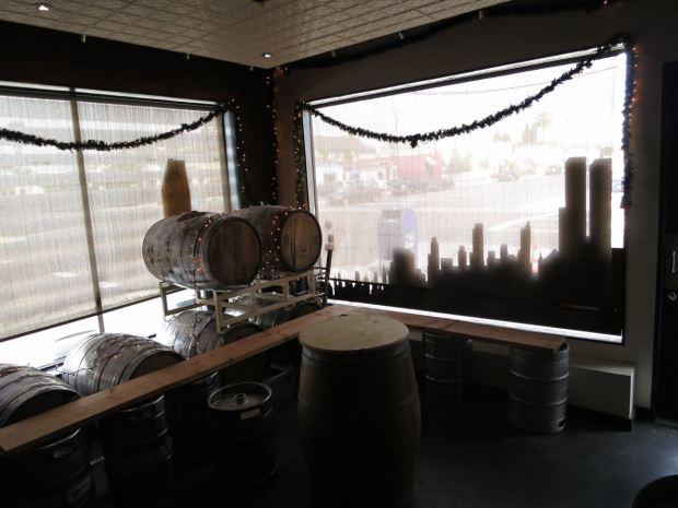 Poor House Brew Side Room