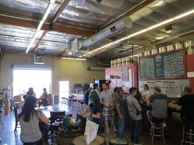 Council Brewing Company Tasting Room