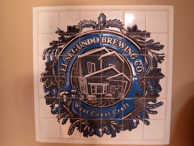 El Segundo Brewery Tile Logo