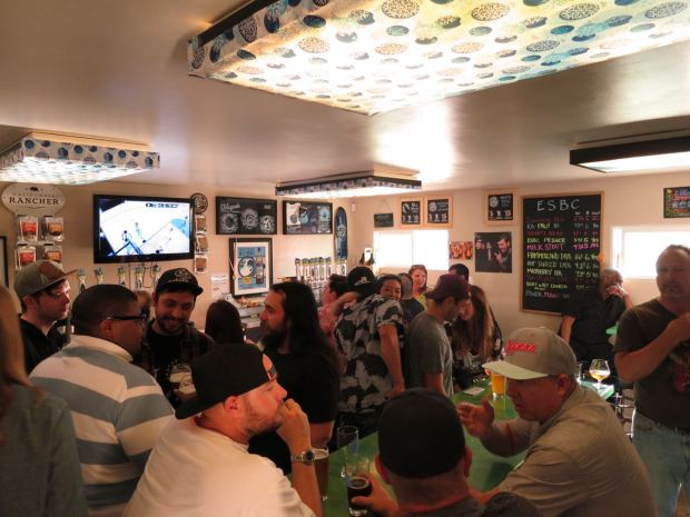 El Segundo Brewery Tasting Room