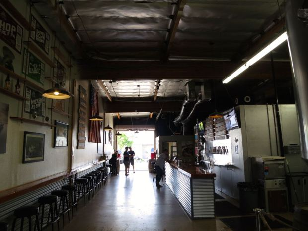 Helms Brewing Company Long View