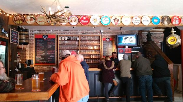 Rapscallion Brewery Tap Room
