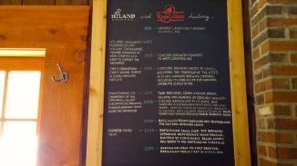 Rapscallion Brewery Board of History