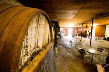 Black Dog Brewery Beer Board