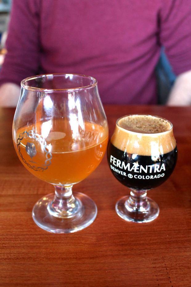 Fermaentra Beer Glasses