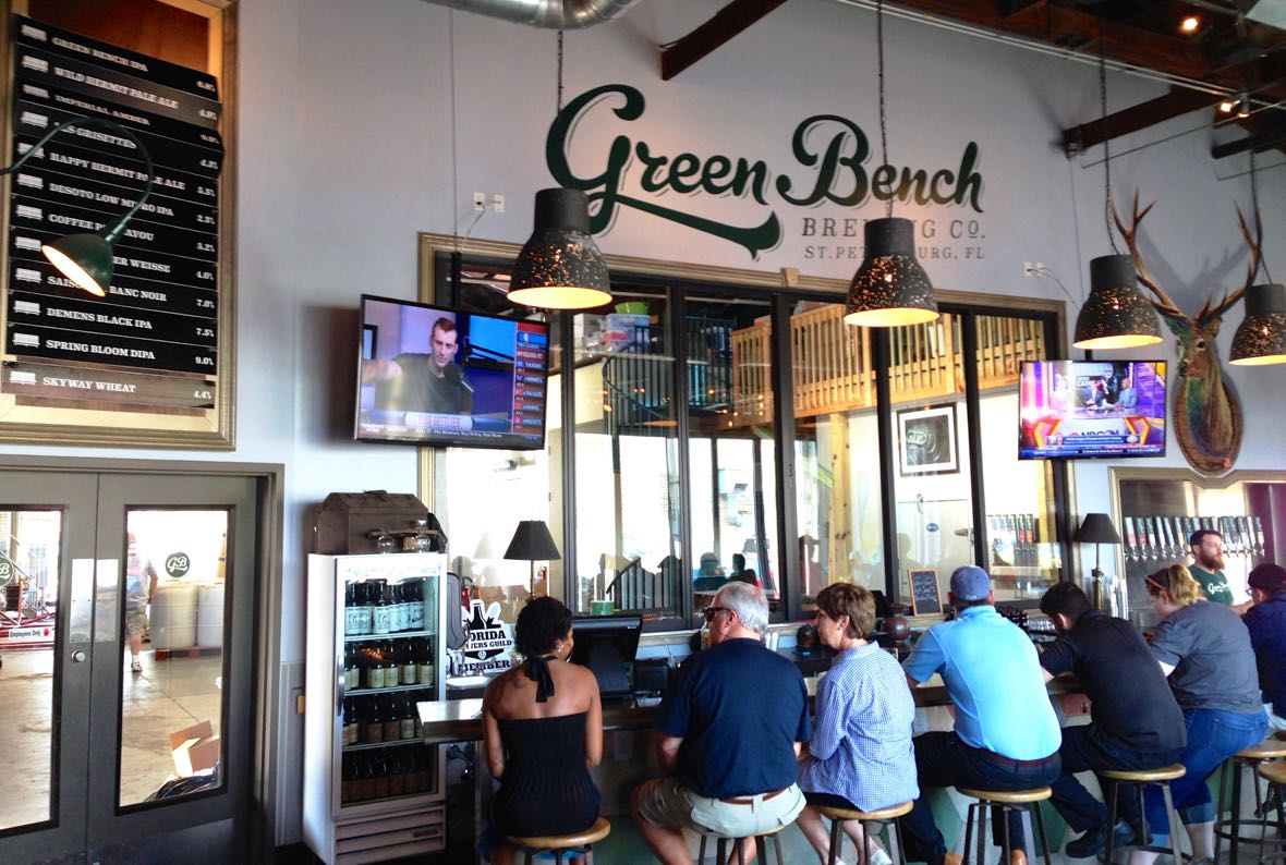 Green Bench Brewing Company – The Brew Gallery