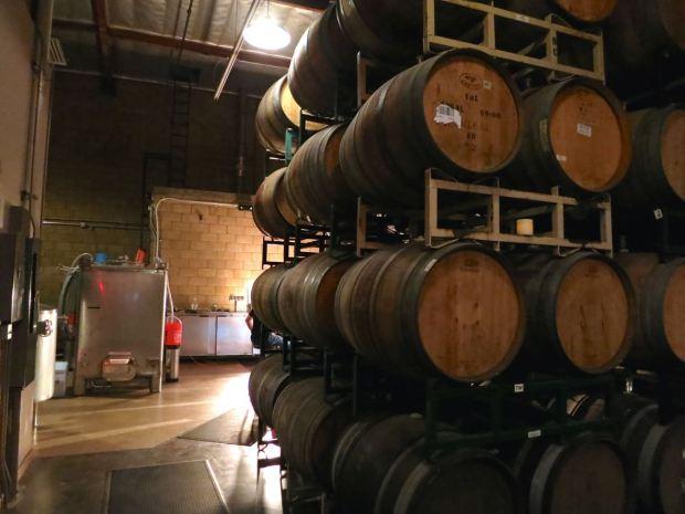 Phantom Carriage Brewery Barrel Program