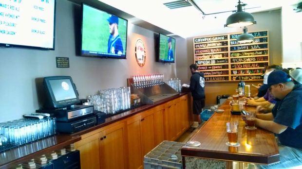 Coronado Brewing Company Imperial Beach Bar
