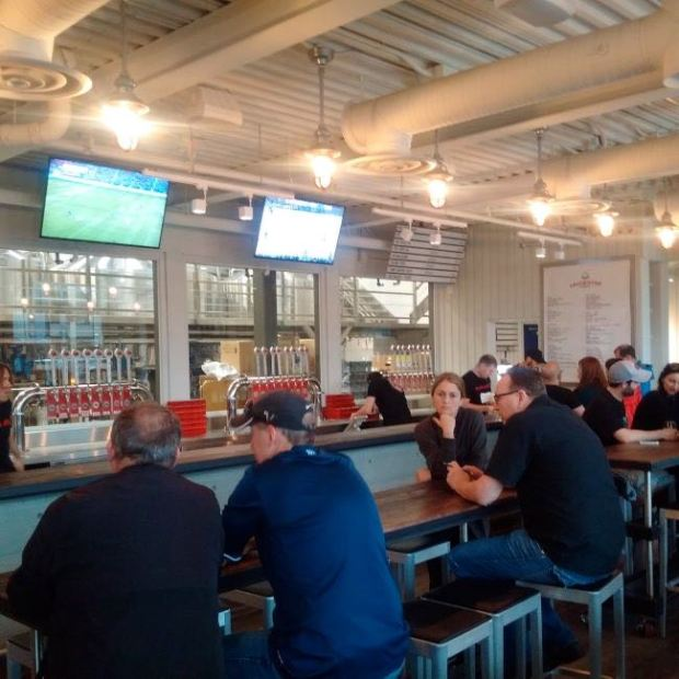 Red Truck Beer Company Tasting Room