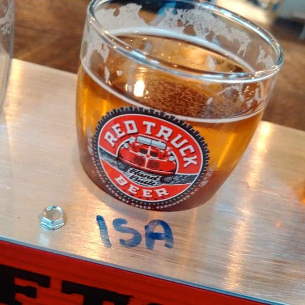 Red Truck Beer Company Taster Glass