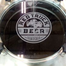 Red Truck Beer Company Fermenting Tank