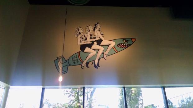 Duck Foot Brewing Company Rocket