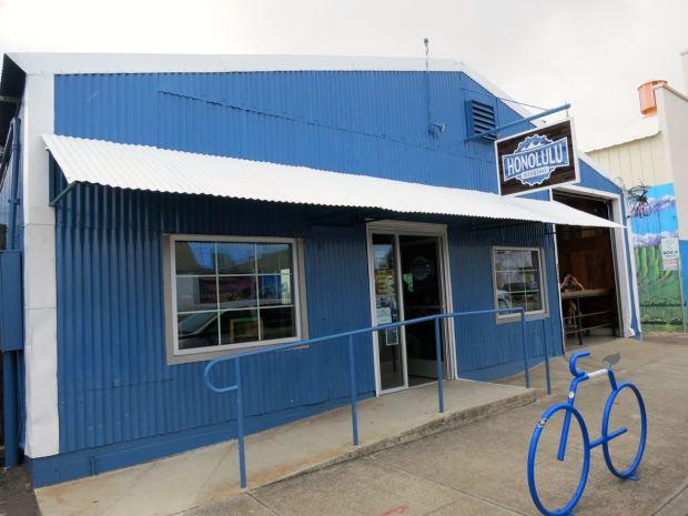Front of Honolulu Beerworks