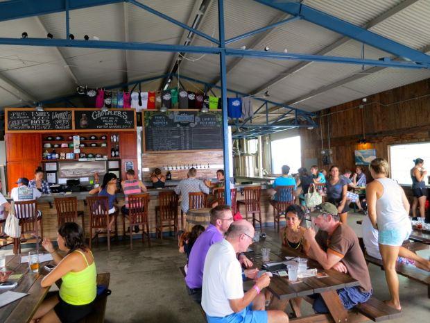 Honolulu Beerworks Tasting Room