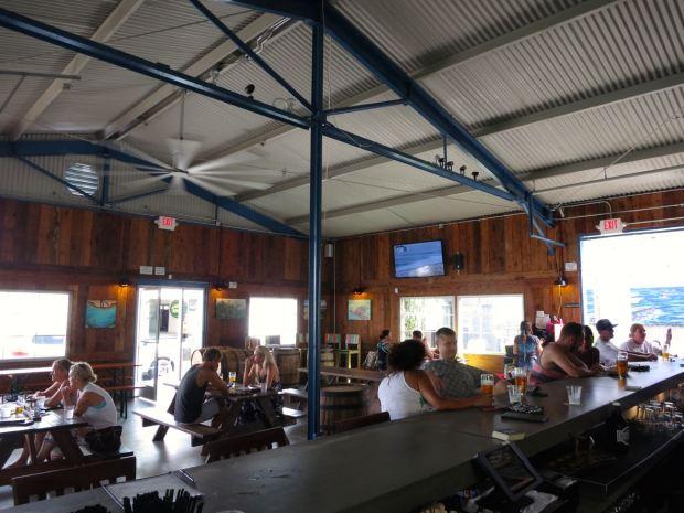 Honolulu Beerworks Bar Top