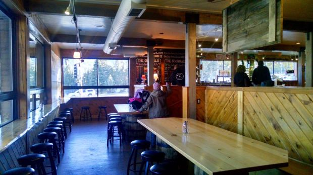 Mammoth Brewing Company Tables