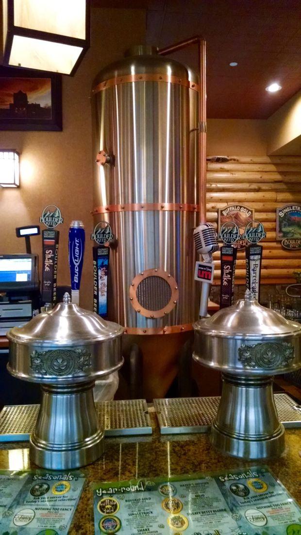 Boulder Beer DIA Beer Taps
