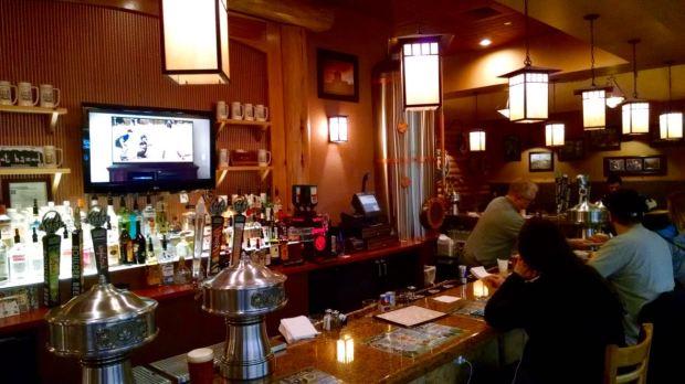 Boulder Beer DIA Bar