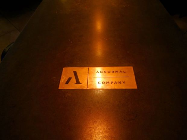 Abnormal Beer Company Table Top