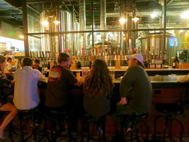Abnormal Beer Company Bar Top