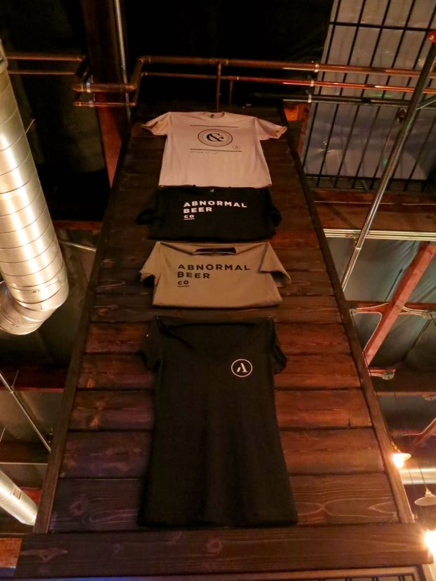 Abnormal Beer Company Shirts