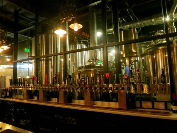 Abnormal Beer Company Taps