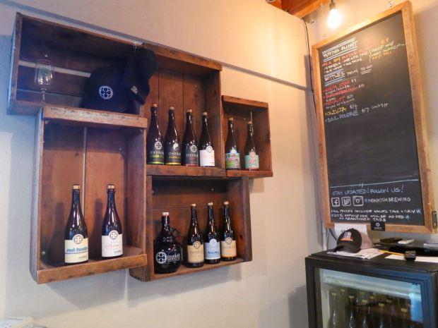 Monkish Brewing Co Merchandise
