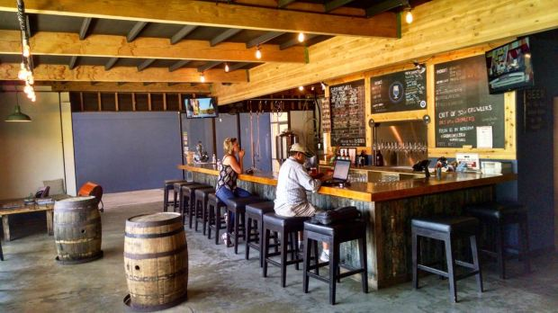 Groundswell Brewing Company Tasting Room