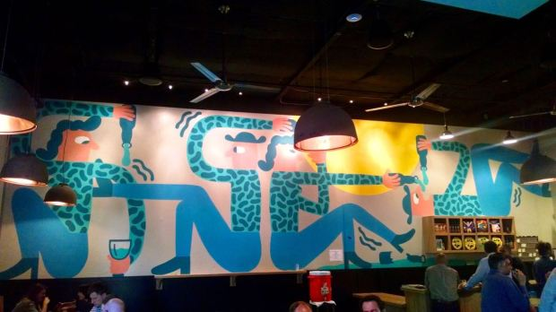 Mikkeller Brewing Company Wall Art