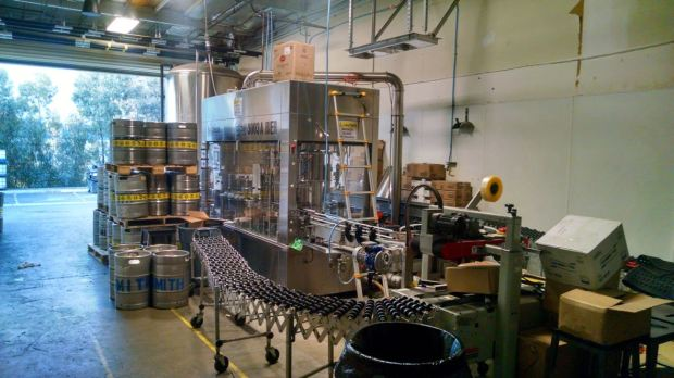 Mikkeller Brewing Company Kegs and Bottling