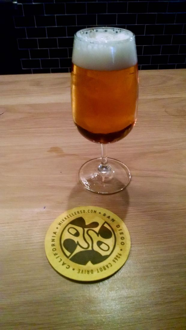 Mikkeller Brewing Company Beer Glass